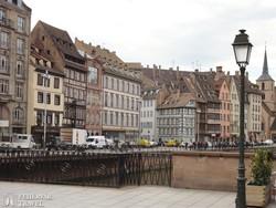 séta Strasbourgban
