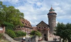 a nürnbergi várudvar – részlet