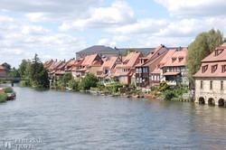 "a ""Kis-Velence"" negyed Bambergben"