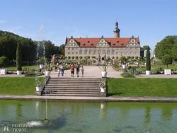 Weikersheim kastélya