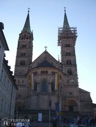 Bamberg katedrálisa