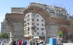 Galerius diadalíve Thesszalonikiben