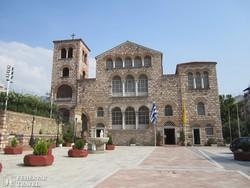 Thesszaloniki – a Szt. Demeter bazilika