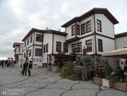 Ankara – utcarészlet