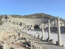 ókori színház Ephesosban