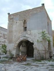 karavánszeráj Sultanhaniban