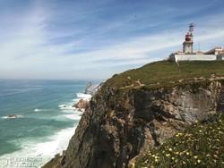 Cabo da Roca: az óvilág vége
