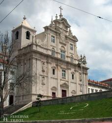 Coimbra új katedrálisa, a Se' Nova