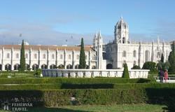 Lisszabon: a Jeromosok kolostora