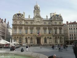 a lyoni városháza
