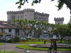 Tarascon középkori vára