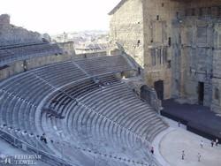 Orange ókori színháza