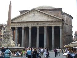 Róma: a Pantheon