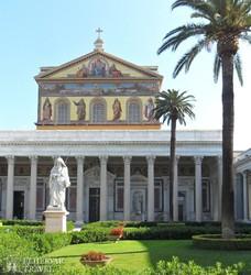 a Szent Pál-bazilika Rómában