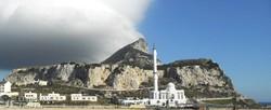 Gibraltár névadó jelképe – a szilkla