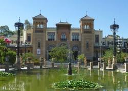 Sevilla – Plaza de América