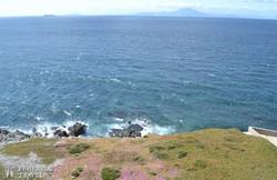 Gibraltár – a távolban Afrika partjai