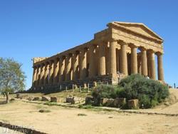 Concordia temploma Agrigentóban