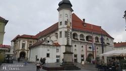 Maribor egykori várkastélya