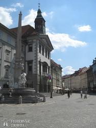 a ljubljanai városháza