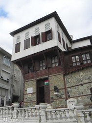a Rákóczi-ház Rodostóban