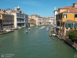 hangulatos kép a Canal Grandéról