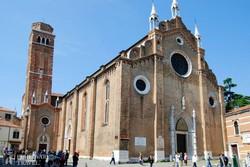Velence: a Frari-templom