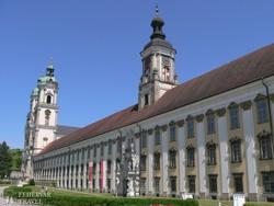 Sankt Florian barokk kolostora