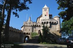"""a Liechtenstein hercegek ősi """"fészke"""""""