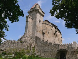 Liechtenstein impozáns vára