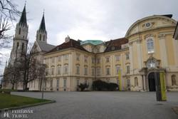 az ágostonrendi kolostor Klosterneuburgban