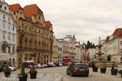séta Steyr történelmi óvárosában