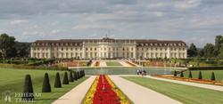 "Ludwigsburg, a ""sváb Versailles"""