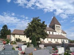 Reichenau: a Szent György apátsági templom