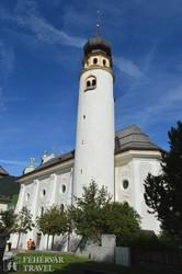 Innichen: a Szent Mihály templom