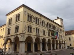 a Palazzo dei Rettori épülete Bellunóban