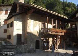 Pieve di Cadore: Tiziano szülőháza