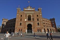 Plaza de Toros – a madridi Aréna