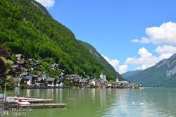 ékszerdoboz a tóparton: Hallstatt
