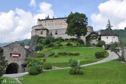 Werfen: Ausztria egyik leglátványosabb középkori vára