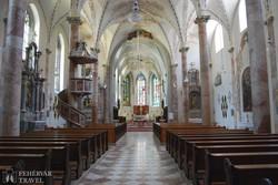 Schwaz ferences temploma