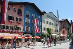 Kitzbühel késő középkori polgárházai