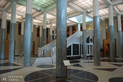 Canberra – ismerkedés a Parlamenttel