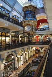 Sydney – a Queen Victoria Building (egy bevásárlóközpont az 1800-as évekből)