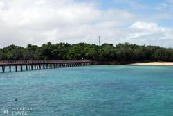 a Nagy-korallzátony legközelebbi szigete, a Green-sziget