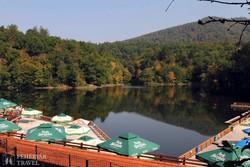 a szovátai Medve-tó