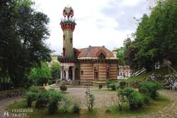 Gaudi mesepalotája – az El Capricho Comillasban