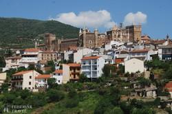 Guadalupe városa az erődkolostorral