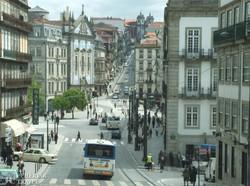 portói utcakép
