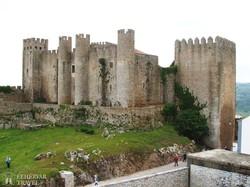 Óbidos középkori vára